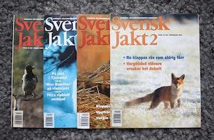 4 st Svensk Jakt 1995, 1999