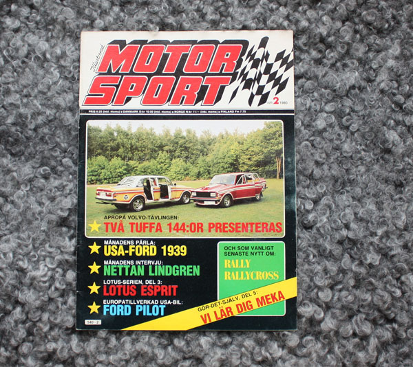 Illustrerad Motorsport 2/1980