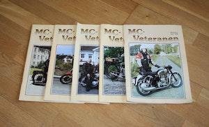 5st MC-veteranen årgång 1998