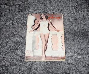 Tidning Pinup nr 8/1950