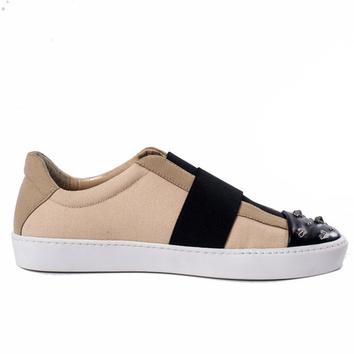 BILLIE sneaker in organic cotton