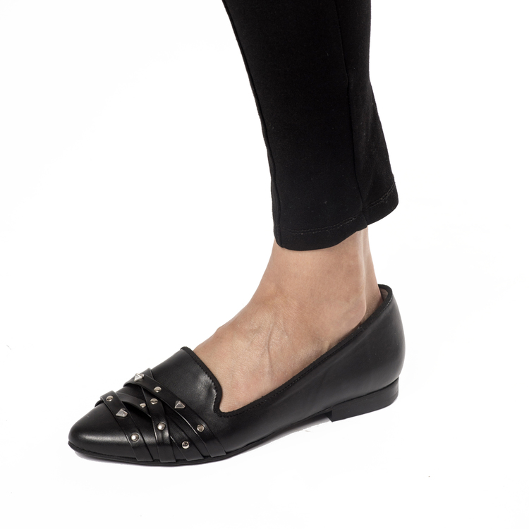 COCO loafer in plantleather