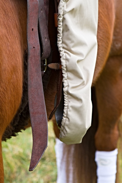 Saddlecover - Goetta Beige