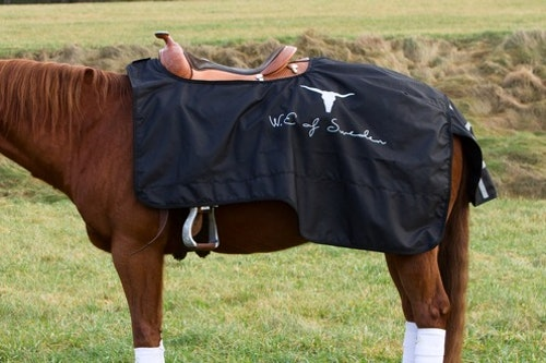 Riding Rug - Fillinic Black