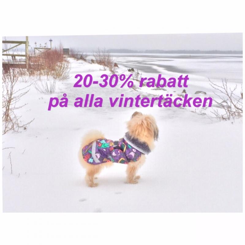 Erbjudande vintertäcken