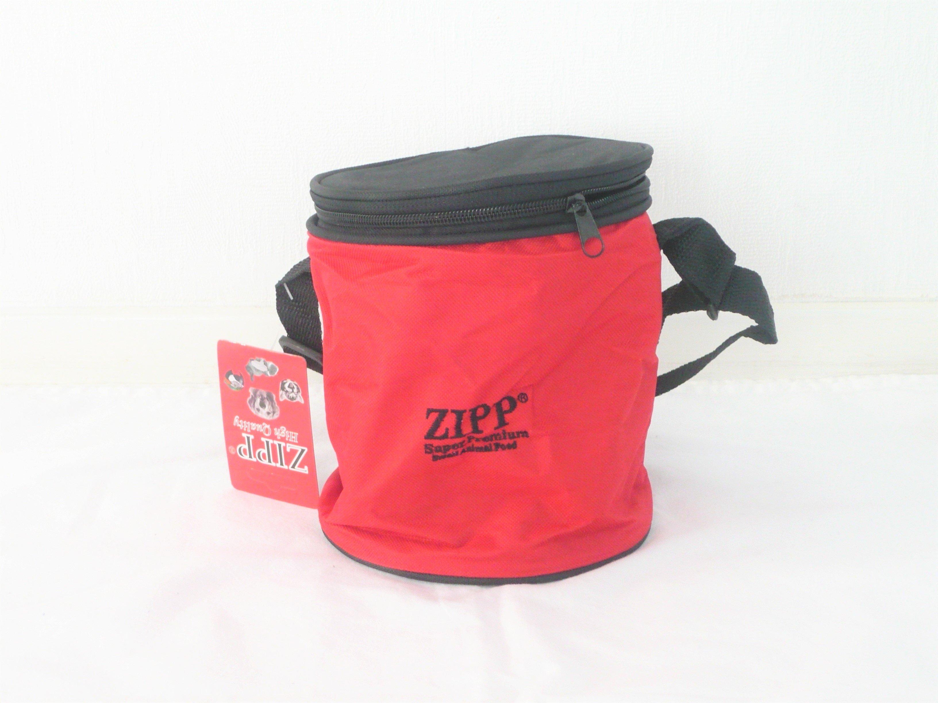 Zipp fodertunna i nylon 1kg