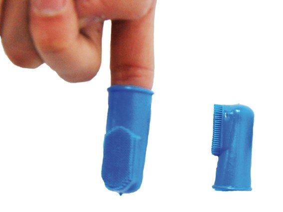Trixie fingerttandborste för hund och katt 2-pack