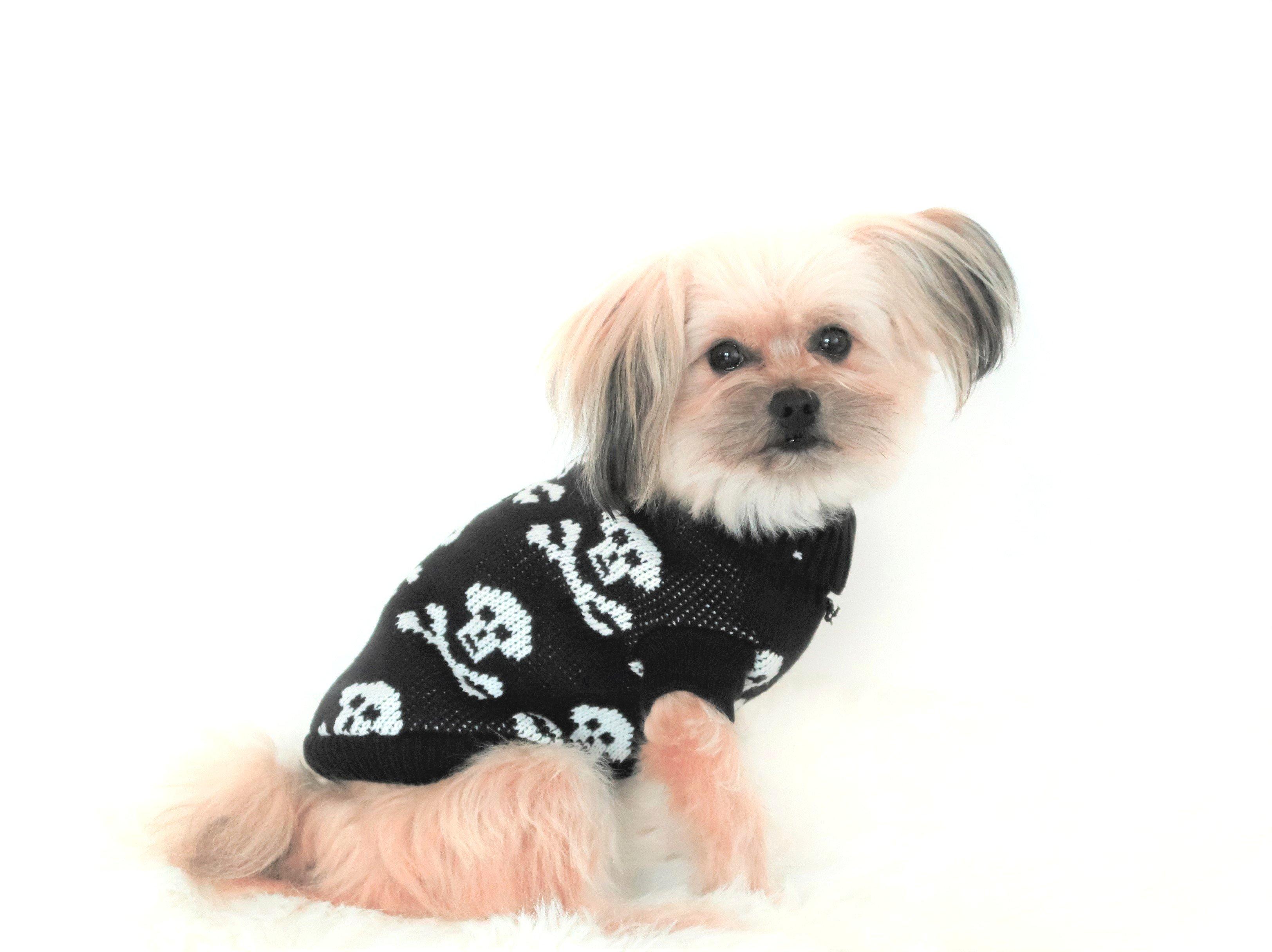 Urban Pup stickad polotröja