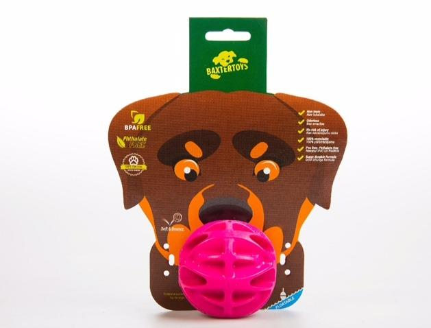 Baxter Toys boll, 7,2cm