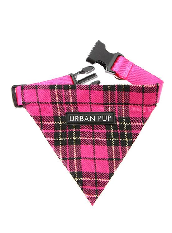 Urban Pup Bandana  Fuschia Pink
