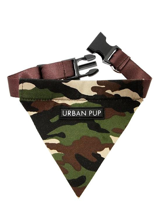 Urban Pup Bandana camo