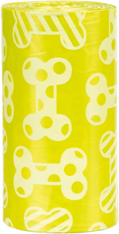 Trixie bajspåsar med citrondoft 4 rullar x 20st
