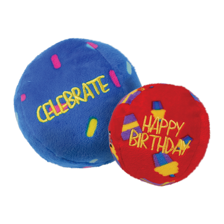 Kong Occassions Balls 2-pack