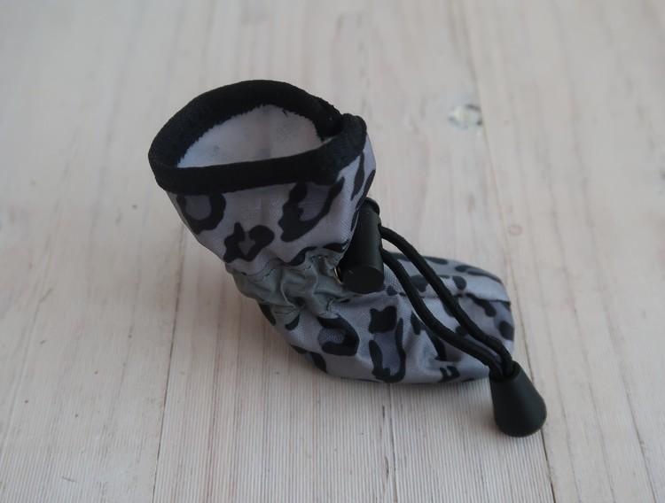 Skor vattentäta, 4-pack,grå