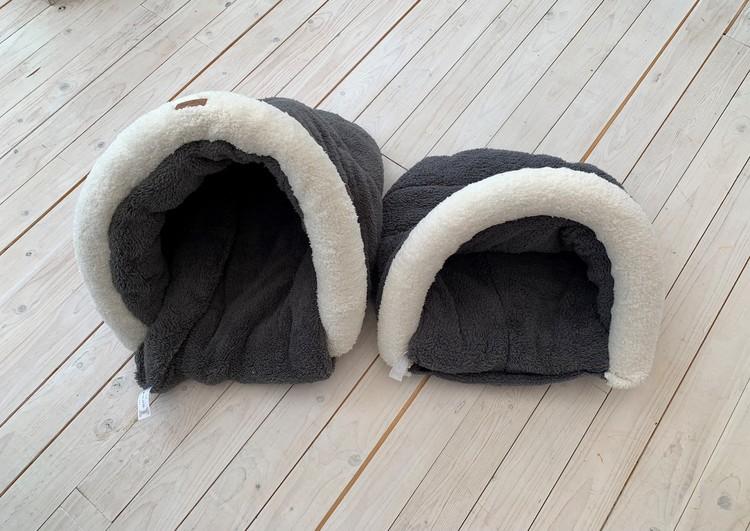 Hundhus / hundsäck