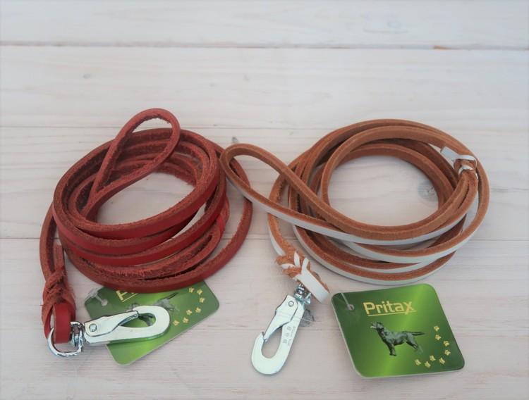 Pritax läderkoppel