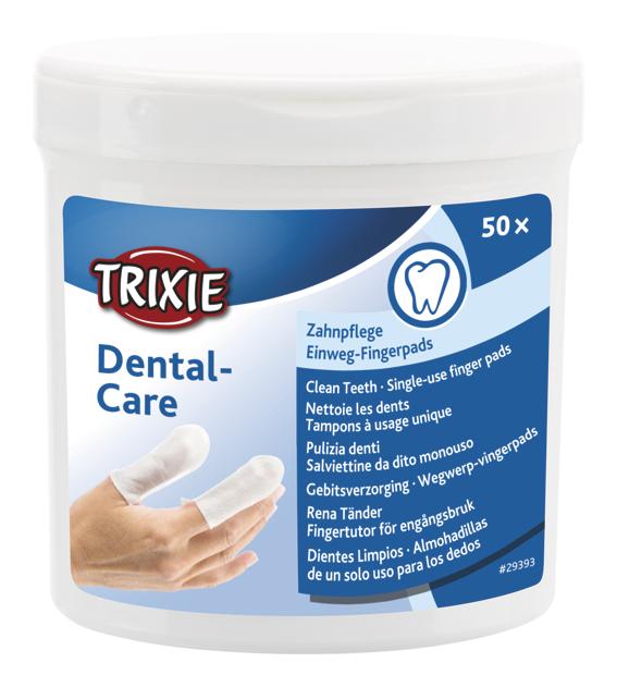 Trixie fingerpads mint