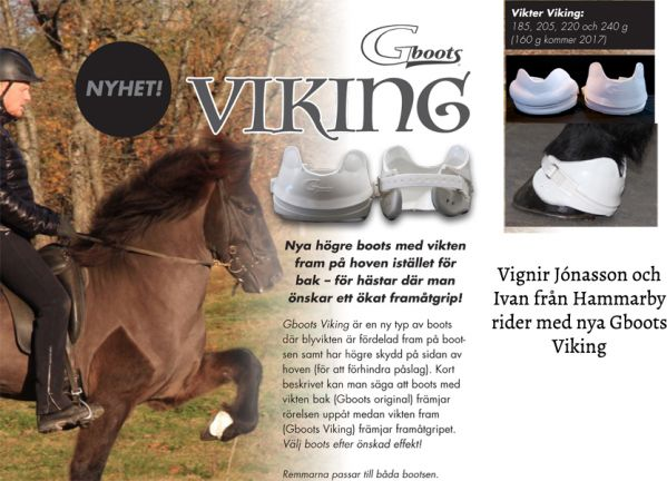 G Boots Viking