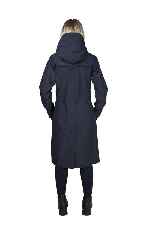 Nordic Mood Indigo, lång kappa