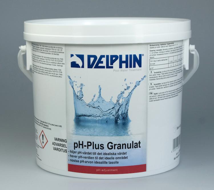 PH plus granulat 3kg