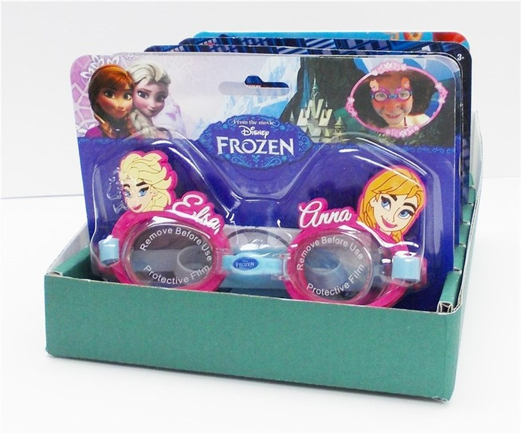 Disney swim goggles