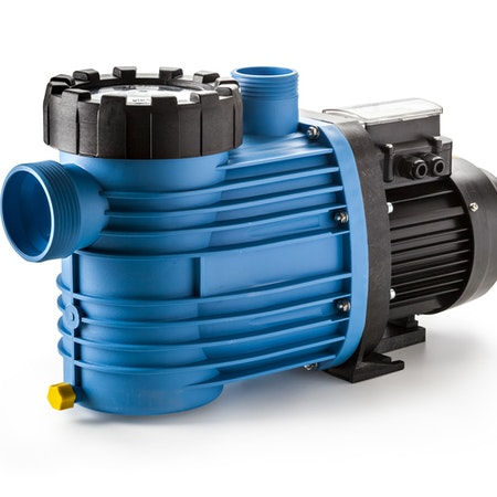 Poolpump SMB Eco 0,75kW frekvensstyrd