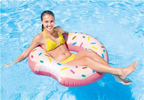 Donut tube