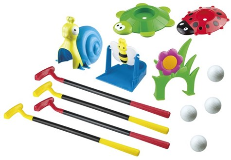 Barn golf set