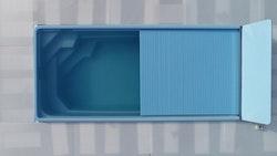 Malibu 3,2x7,8x1,5m