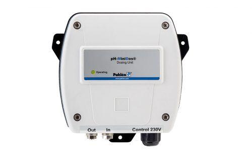 Minimaster-paket för fritt klor och CO2