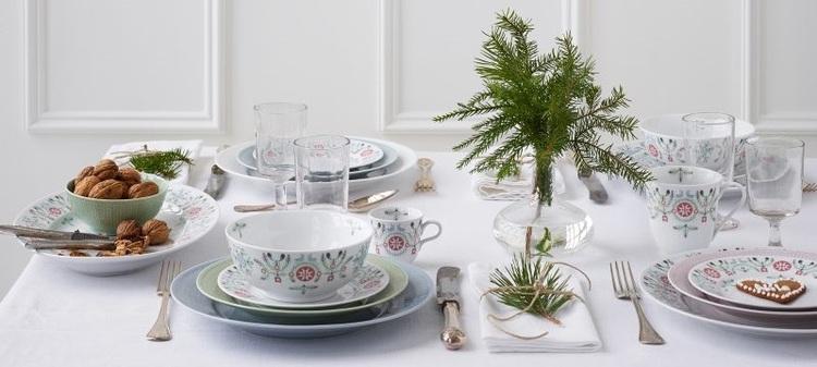 Rörstrand Swedish Grace Winter assiett 17 cm
