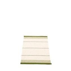 Pappelina matta Belle Dark olive 60x85 cm