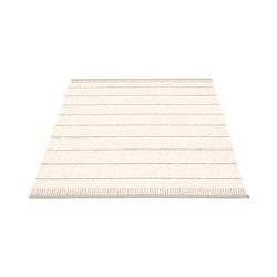 Pappelina matta Belle Warm grey 140x200 cm