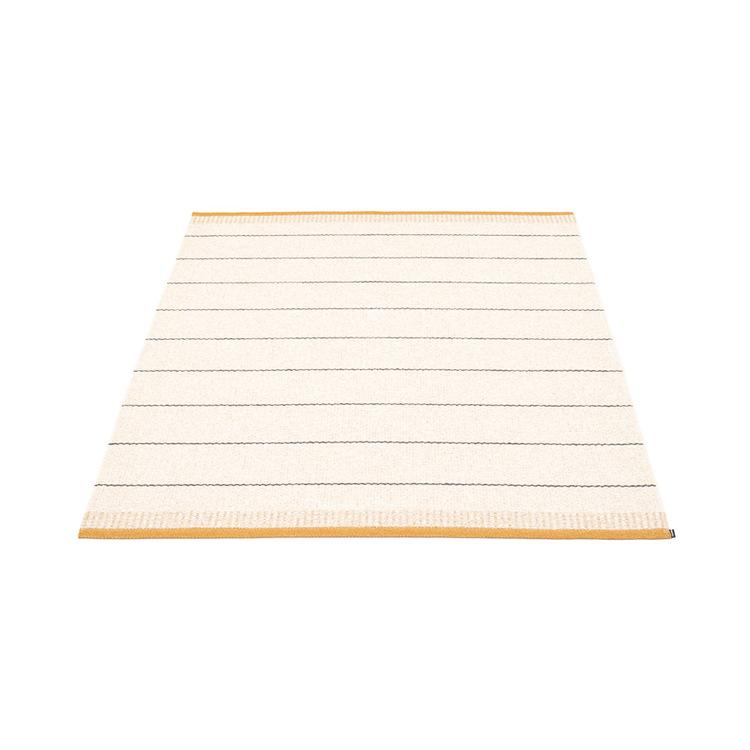 Pappelina matta Belle Ochre 140x200 cm