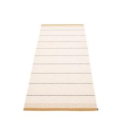 Pappelina matta Belle Ochre 85x200 cm