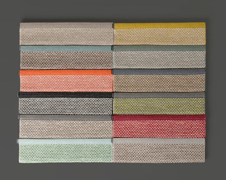 Pappelina matta Effi Warm Grey · Brown · Vanilla 60x85 cm