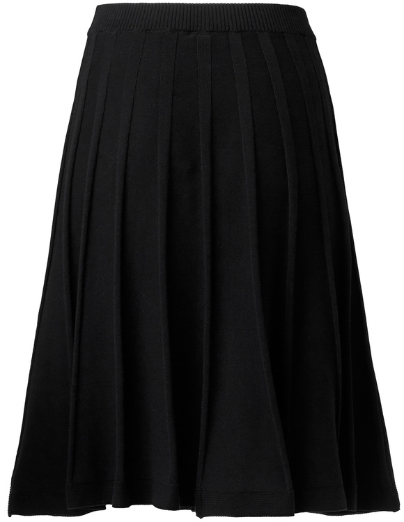 Jumperfabriken Henna skirt black