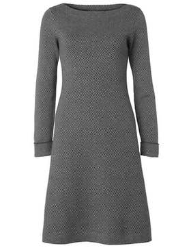 Jumperfabriken Siri dress grey