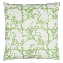 Chamois Big Paisley kuddfodral light green