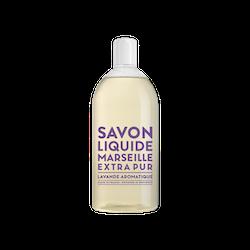 Savon de Marseille Extra Pur Aromatic Lavender, 1 liter refill