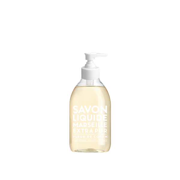 Savon de Marseille Extra Pur Cotton Flower, 300 ml