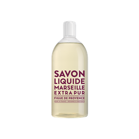 Savon de Marseille Extra Pur Fig of Provence, 1 liter refill