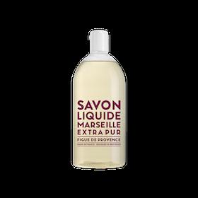 Savon de Marseille Extra Pur Fig of Provence, 1 liter refill