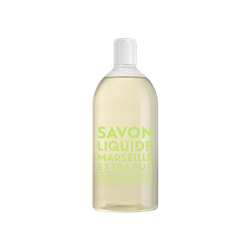 Savon de Marseille Extra Pur Fresh Verbena, 1 liter refill
