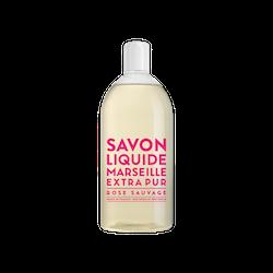 Savon de Marseille Extra Pur Wild Rose, 1 liter refill