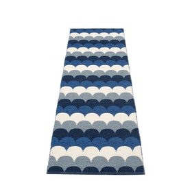 Pappelina matta Koi ocean 70x200 cm