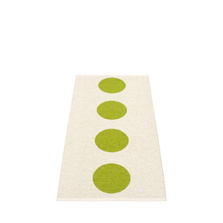 Pappelina matta Vera apple · vanilla 70x150 cm