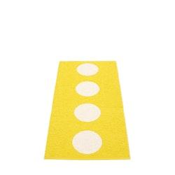 Pappelina matta Vera lemon · vanilla 70x150 cm