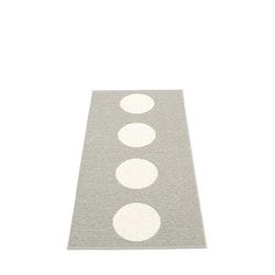 Pappelina matta Vera warm grey · vanilla 70x150 cm
