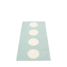 Pappelina matta Vera pale turquoise · vanilla 70x150 cm